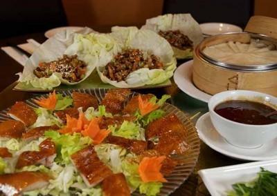 Whole Peking Duck at Noodle House Mitcham